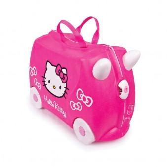 Детский дорожный чемодан Trunki Hello Kitty