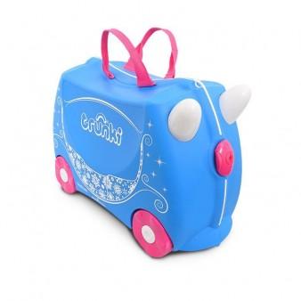 Детский дорожный чемодан Trunki Pearl