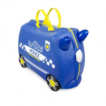 Детский дорожный чемодан Trunki Полицейская машина