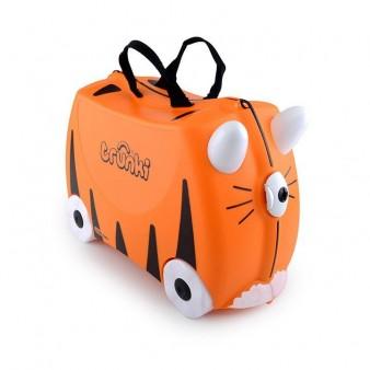 Детский дорожный чемодан Trunki Tipu