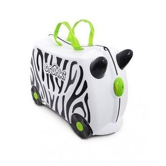 Детский дорожный чемодан Trunki Zebrа Zimba