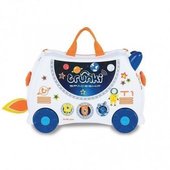 Детский дорожный чемодан Trunki Космический корабль Скай