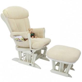 Кресло для мам для кормления и отдыха Tutti Bambini Rose GC75, Великобритания