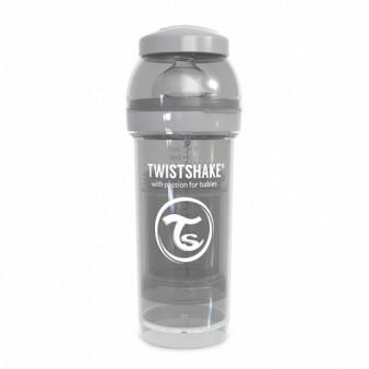Антиколиковая бутылочка Twistshake для кормления, 260 мл