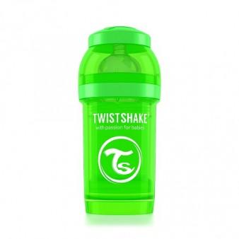 Антиколиковая бутылочка Twistshake для кормления, 180 мл