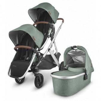 Детская коляска UPPAbaby Vista V2 для погодок