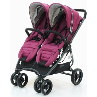 Прогулочная коляска для двойни Valco Baby Snap Ultra Duo Tailormade