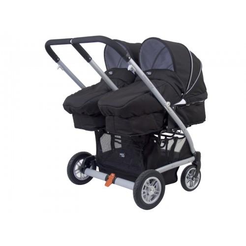 Прогулочная коляска ValcoBaby Zee Spark Duo