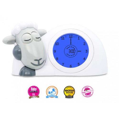 Часы-будильник для тренировки сна Zazu Sam Ягнёнок Сэм