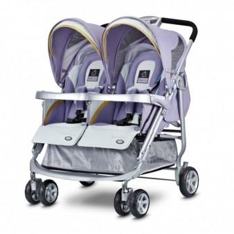 Прогулочная коляска для двойни Zooper Tango Smart
