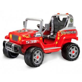 Электромобиль - детский автомобиль джип Peg-Perego Ranger 538