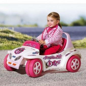 Электромобиль - детский автомобиль Peg-Perego Mini Racer ED1103