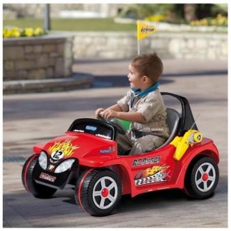 Электромобиль - детский автомобиль на радиоуправлении Peg-Perego RC Buggy OR0059