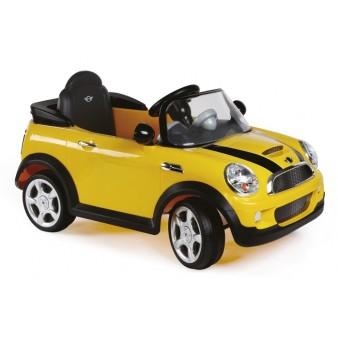 Детский электромобиль Mini Cooper Geoby W44EQ