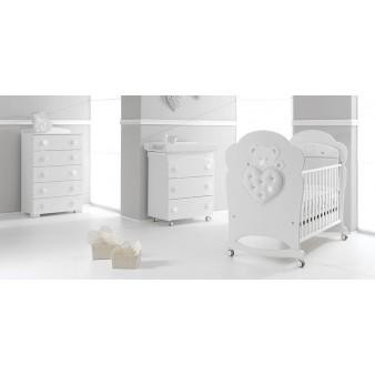 Детская кроватка Erbesi Elite