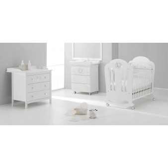 Детская кроватка Erbesi Cuore