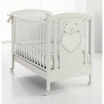 Детская кроватка Erbesi Lulu