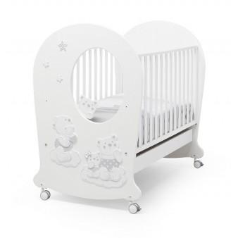 Детская кровать Erbesi Nuvola