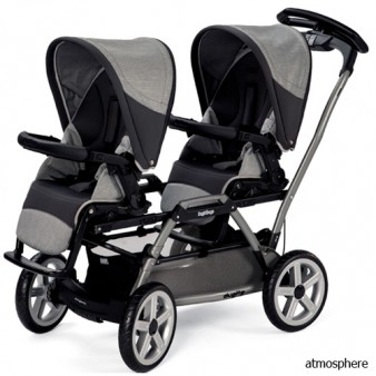Коляска для двойни Peg-Perego Duette Pop-up