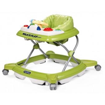 Ходунки детские Peg-Perego Walk`n play Jumper, цвет - Savana Verde