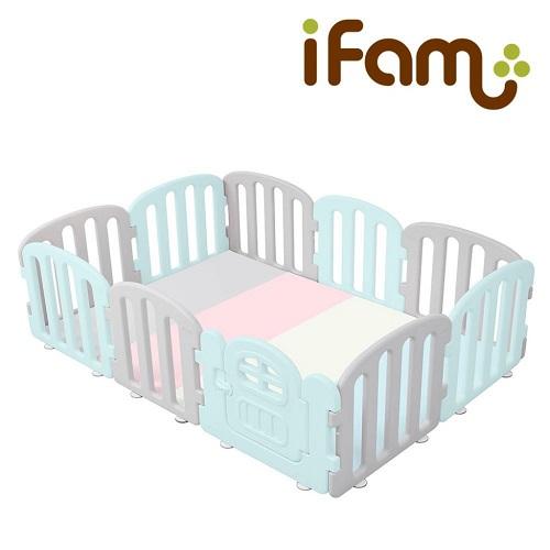 Детский манеж iFam First Baby Room