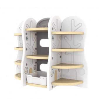 Стеллаж для игрушек Ifam DesignToy-10, Корея