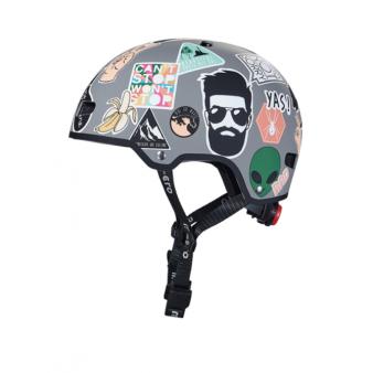 Защитный шлем Micro BOX Стикеры
