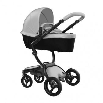 Детская коляска 2 в 1 Mima Xari 4G Argento