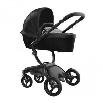 Детская коляска 2 в 1 Mima Xari 4G Black