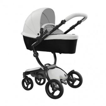 Детская коляска 2 в 1 Mima Xari 4G Snow White