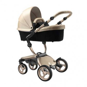 Детская коляска 2 в 1 Mima Xari 4G Champagne