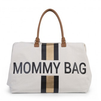 Сумка Childhome Mommy Bag Big Canvas Stripes