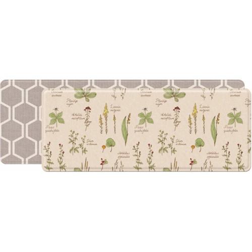 Портативный коврик Parklon Mini «Ботаника/Керамика» (150x55 см)