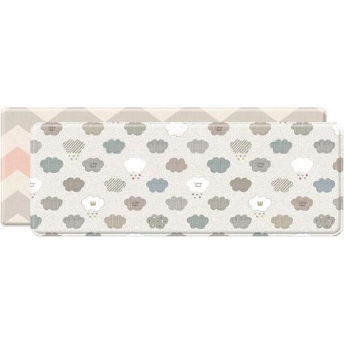 Портативный коврик Parklon Mini «Облачка/Розовые зигзаги» (120x44 см)
