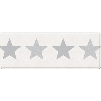 Двухсторонний коврик Parklon Mini «Звезды» (105x44 см)