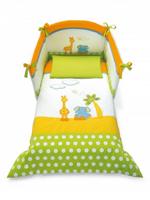 Выбираем правильное постельное белье для новорожденных