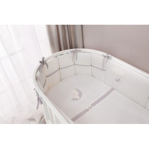 Комплект постельного белья 7 предметов Plitex Bonne Nuit Oval