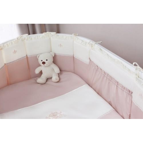Комплект постельного белья 7 предметов Plitex Эстель Oval