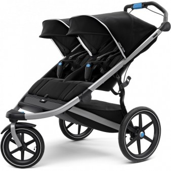 Коляска для двойни Thule Urban Glide² New Double