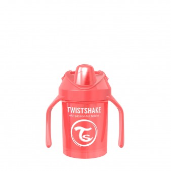 Поильник Twistshake Mini Cup Pearl, 230 мл