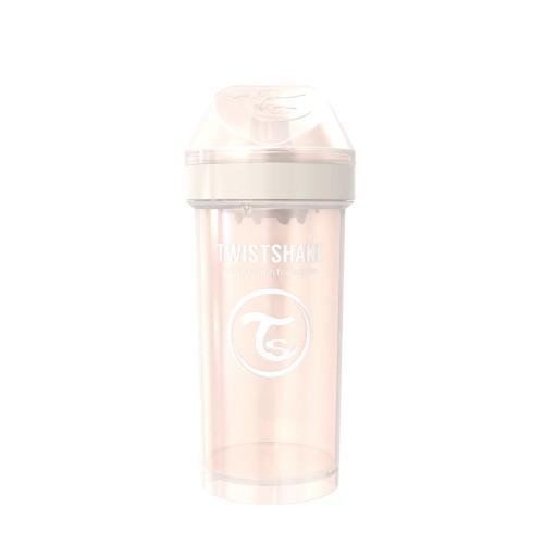 Поильник Twistshake Crawler Cup Pearl, 360 мл